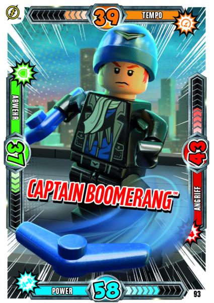 Nummer 93 | Captain Boomerang