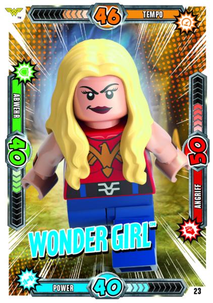 Nummer 23 | Wonder Girl