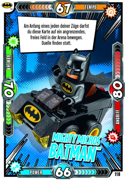 Nummer 118 | Mighty Micros Batman