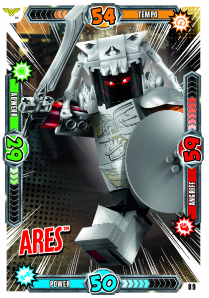 Nummer 89 | Ares