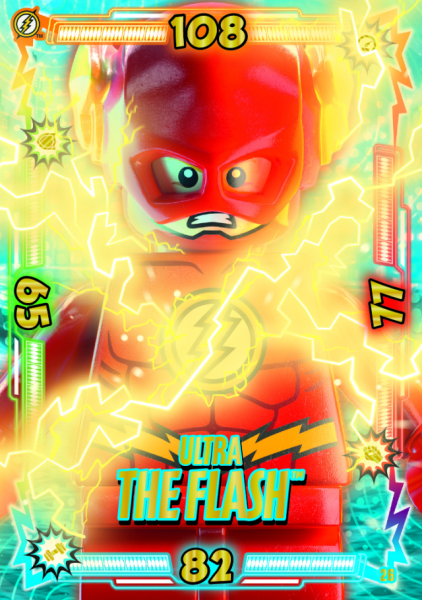 Nummer 26 | Ultra The Flash