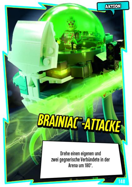 Nummer 148   Brainiac-Attacke