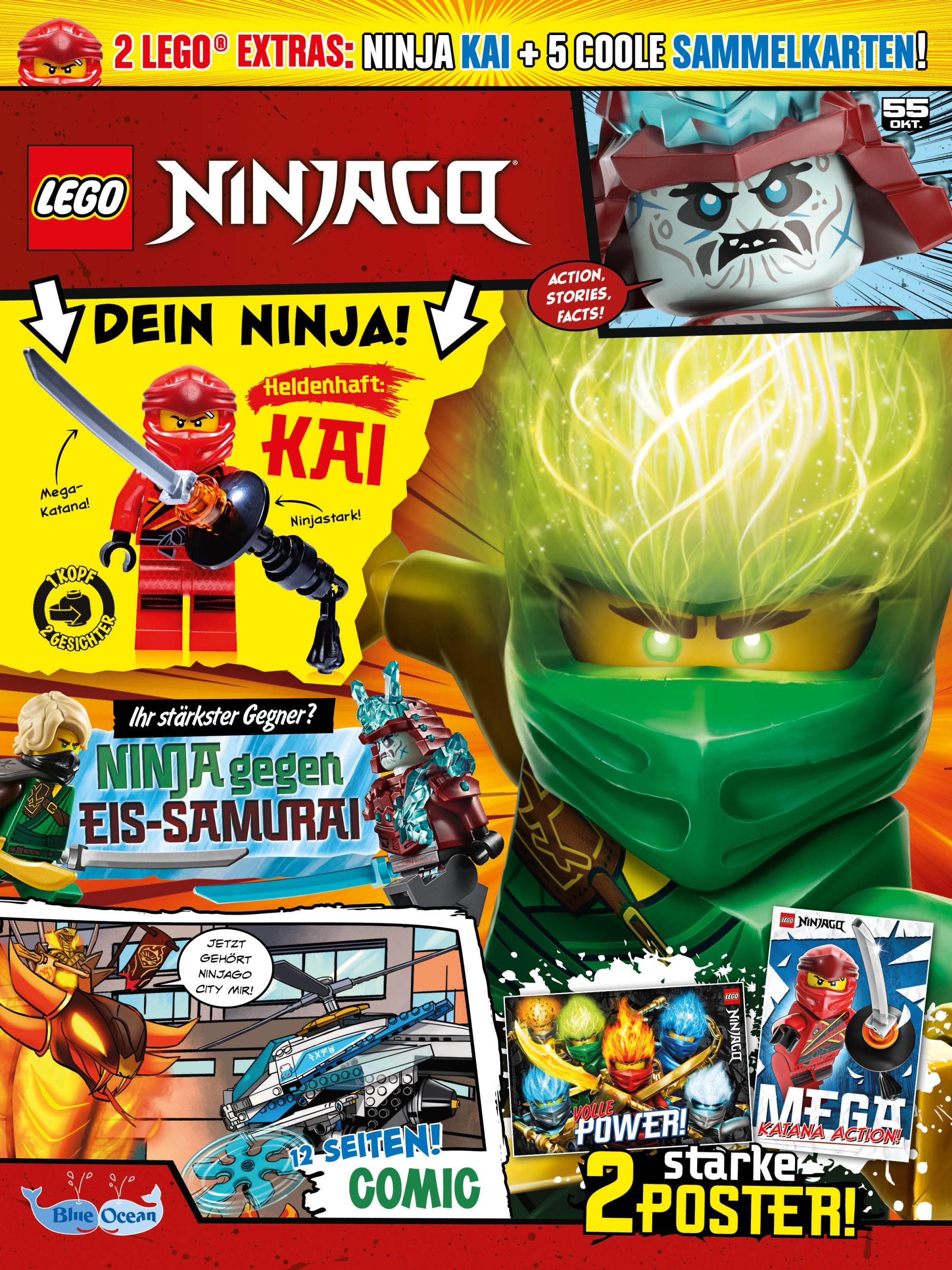 Ninjago 2019 Deutsch