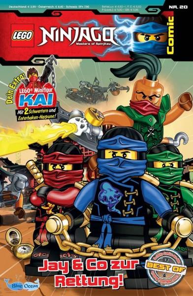LEGO Ninjago Comic 20/2017