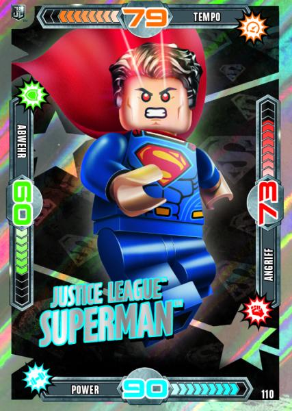 Nummer 110 | Justice League Superman