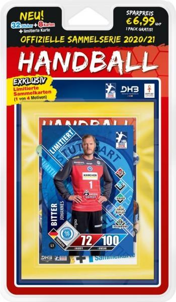 Handball 2020/21 Blister Variante A: Bitter