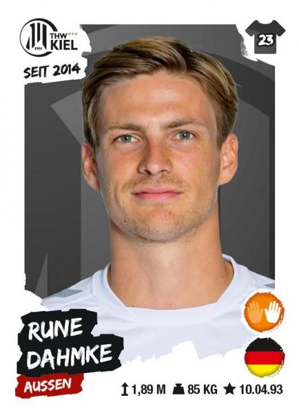 Handball 2020/21 Sticker Nummer 015